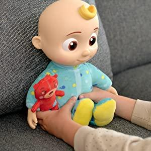 cocomelon doll youtube show for kids