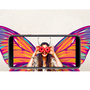 Samsung Galaxy J4 Plus Dual Sim - 16GB, 4G LTE, Gold