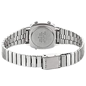 Casio Casual Watch Digital Display Quartz for Women LA670WA-1DF