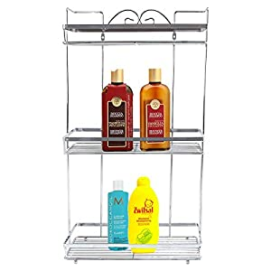 In-house Stainless Steel Bathroom Organizer Shower Storage Rack