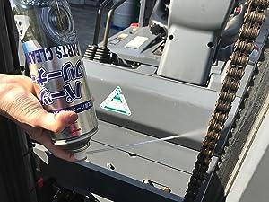 逆さ噴射 グリース オイルスプレー グリース油 az エーゼット サビ止め オイル