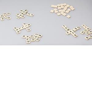 Lúdilo- Bananagrams - Juego de palabras, Multicolor (80364): Amazon.es: Juguetes y juegos