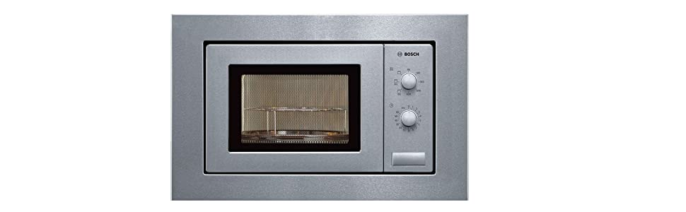 Bosch HMT72G650 integrable, 17 litros, Microondas 800 W, Grill ...