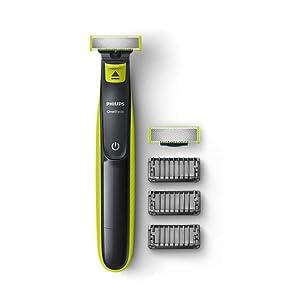 Philips OneBlade QP2520/30 - Recortador de barba, recorta, perfila ...
