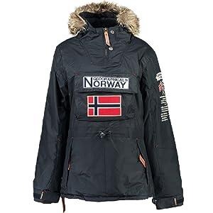 Geographical Norway Bamidbar Men - Chaqueta de Videojuegos Hombre