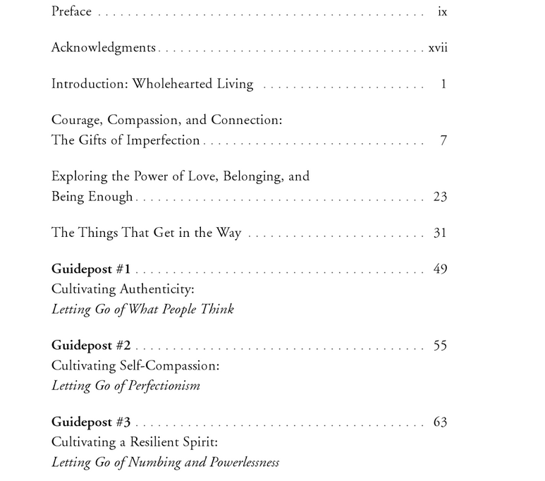 Brene Brown - The Gifts of Imperfection (epub)Brene Brown - The Gifts of Imperfection (epub)