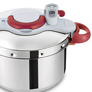 Tefal ClipsoMinut Perfect 9L Pressure Cooker