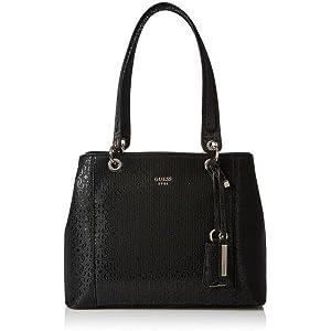 Guess Shopper Bags for Women, Black
