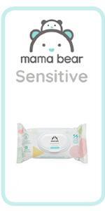 Especialmente diseñadas para su uso en la piel sensible de los recién nacidos ...