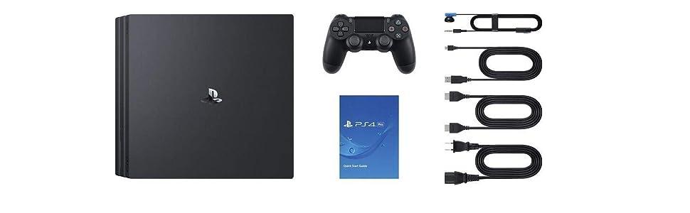 Sony PlayStation 4 Pro 1TB Negro 1000 GB Wifi ...