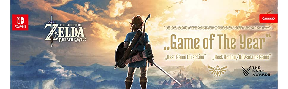 Zelda Game of the Year