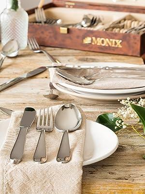 Monix ha estado presente en los hogares desde hace más de 60 años, sin duda una marca muy vinculada a la historia del menaje, tanto en el mercado Nacional ...