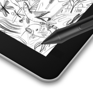 紙とペンのように直感的に描き込み