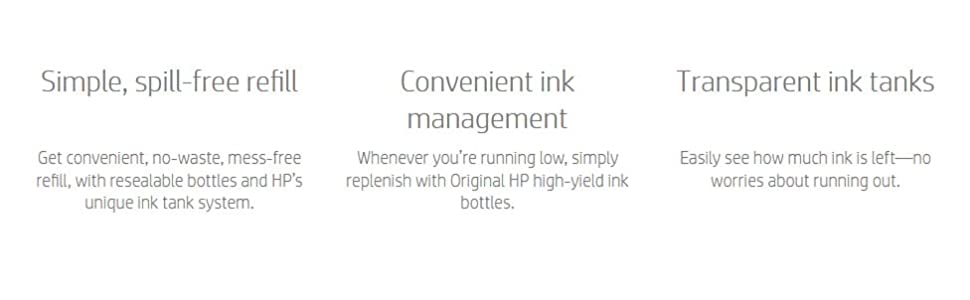 HP GT 5810 All-in-One Ink Tank Printer