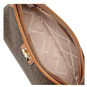 Michael Kors Large Logo Dome Crossbody Bag