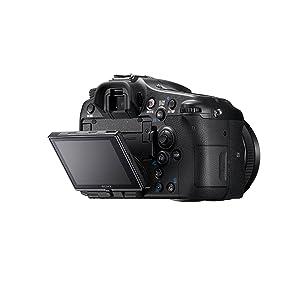Sony Alpha ILCA77-M2 - Cámara réflex Digital de 24.3 MP (Pantalla ...