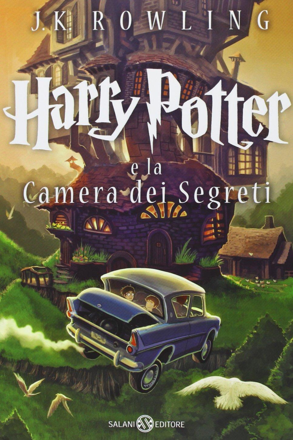 Harry Potter. La serie completa: Amazon.it: J. K. Rowling
