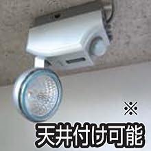 RITEX 7W×2 LED多機能型センサーライト