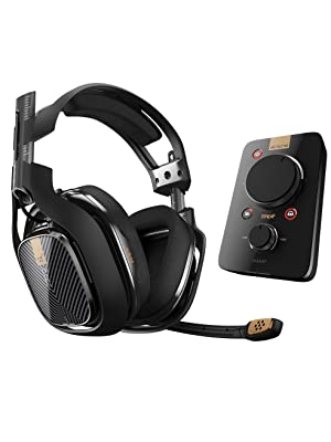 astro a40 headset and amp