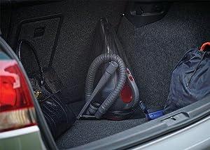 BLACK+DECKER ADV1200-XJ Aspirapolvere per Auto 12V, 610ml
