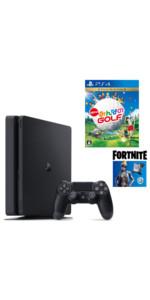 【プライムデー販売】PlayStation4 フォートナイト ネオヴァーサバンドル + NewみんなのGOLF セット