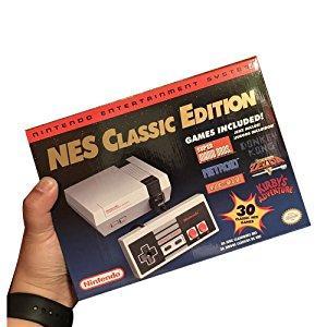 Amazon Com Nintendo Entertainment System Nes Classic Edition