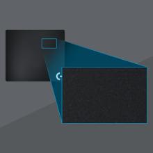 LOGICOOL ロジクール G240t クロス ゲーミング マウスパッド