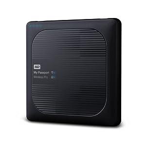 WD 2 TB My Passport Wireless Pro