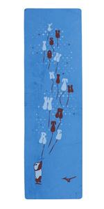 MIZUNO(ミズノ) スイムタオル セームタオル 高吸水 19年春夏モデル N2JY9001
