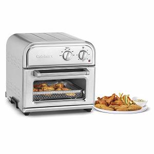 Amazon.com: Cuisinart Air Fryer Toaster Oven CTOA-120PC1