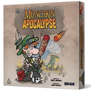 Edge Entertainment- Munchkin Apocalypse - Español, Color (EESJMA01 ...