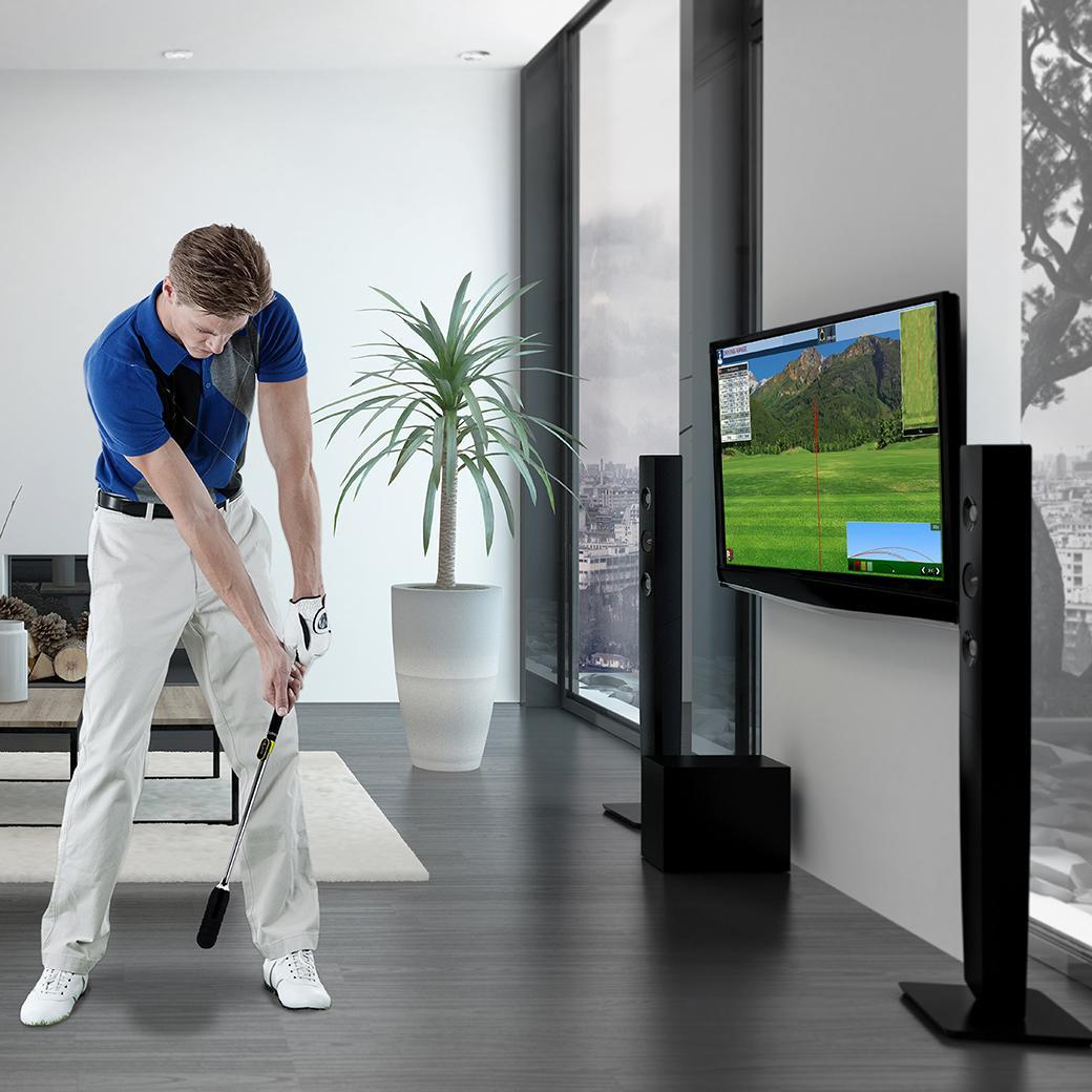 Golf Simulators: Amazon.com : Tittle X Golf Simulator Air Golf Pack