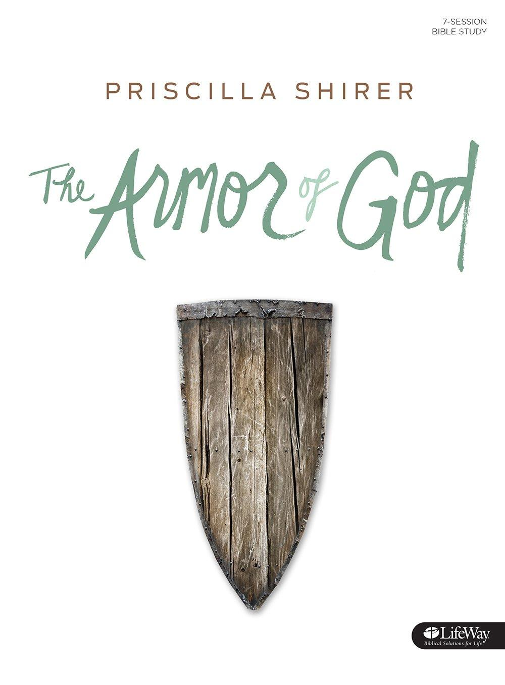 The armor of god priscilla shirer 9781430040279 amazon books from the publisher fandeluxe Image collections