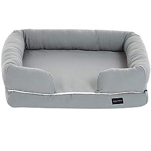 Amazon.com: AmazonBasics - Sofá cama para mascotas: Mascotas