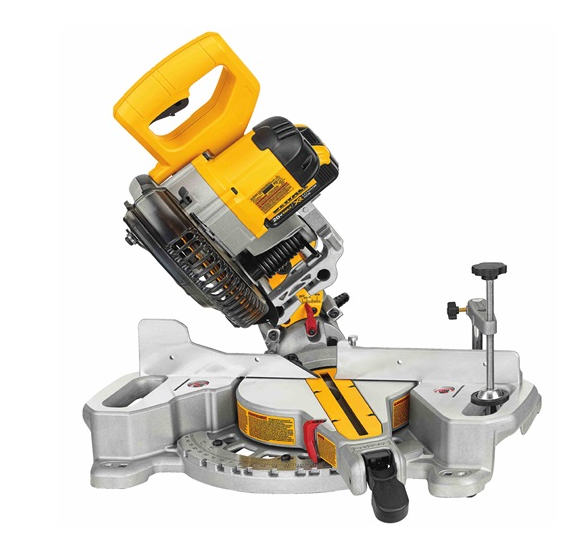 Dewalt Dcs361m1 20v Max Cordless Miter Saw Amazon Ca
