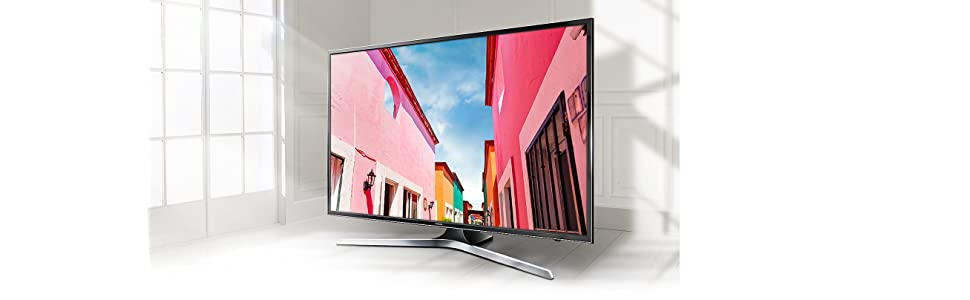 "Samsung UE43MU6175 - Smart TV DE 43"" (UHD 4K, HDR, 3840 x 2160, WiFi), Color Negro [Versión España]: Amazon.es: Amazon.es"