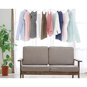 衣類乾燥に続いてお部屋も除湿