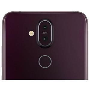 Nokia 8.1 Dual SIM - 4GB RAM, 4G LTE