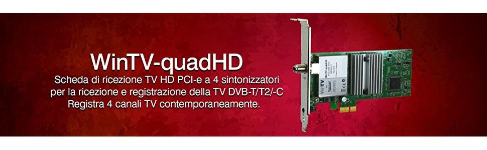 hauppauge;wintv quad;tnt;dvb-t2;football