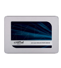 Crucial クルーシャル SSD 2000GB 7mm 2.5インチ MX500シリーズ SATA3.0 9.5mmアダプター付 CT2000MX500SSD1/JP