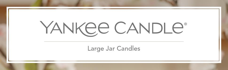 Yankee Candle Large Jar Candles