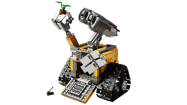 Spielzeug New Lighting Kit For Lego Ideas Wall E 21303 Triadecont Com Br