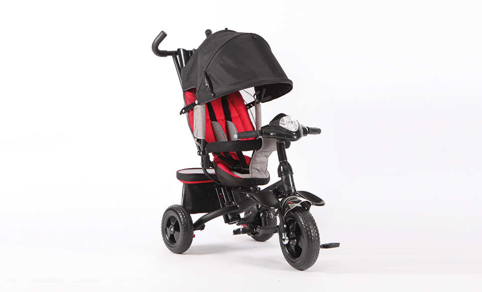 Amazon Com Evezo Baby Tricycle Stroller Combo Turk