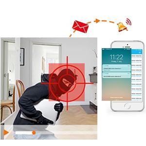 Amazon Com Yeskamo Wireless Security Camera System 1080p