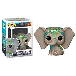 Funko Vinyl: Disney: Dumbo: Pop 2 Dreamland Figura de Vinilo, Multicolor (34217)