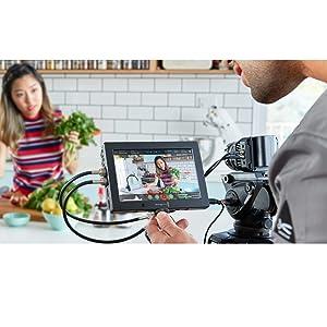 Blackmagic Design Video Asist - Monitor