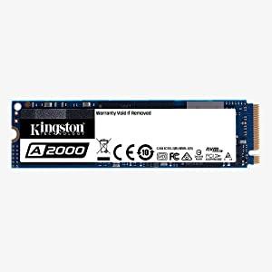 KINGSTON SSD 500GB A2000 M.2 2280 NVME PC & LAPTOP - SA2000M8/500G