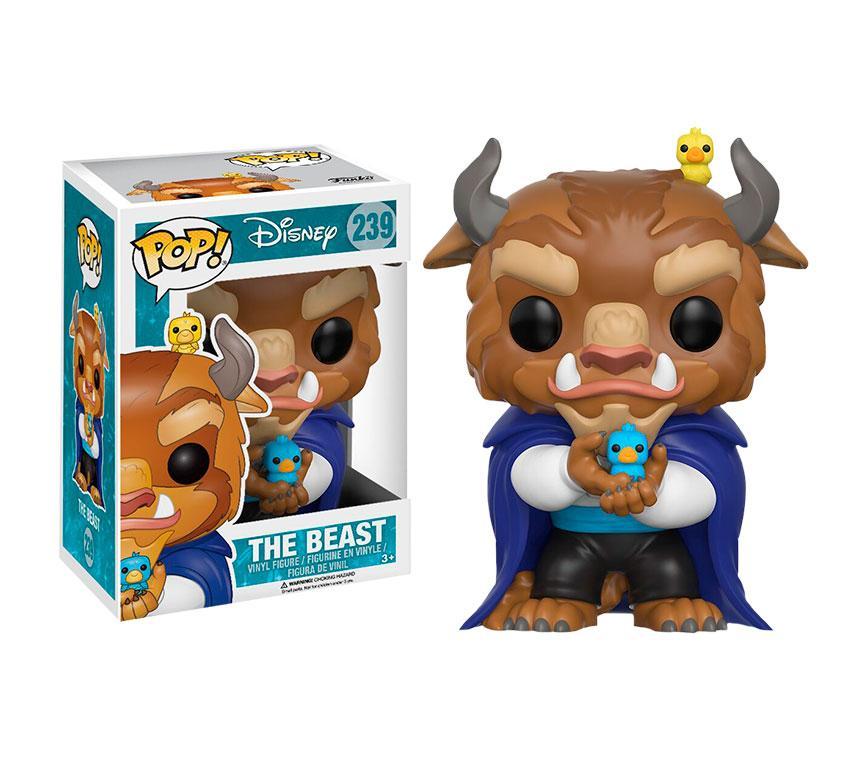 Funko - POP! Vinilo Colección Disney - Figura Winter Beast (12257): Funko Pop! Disney:: Amazon.es: Juguetes y juegos