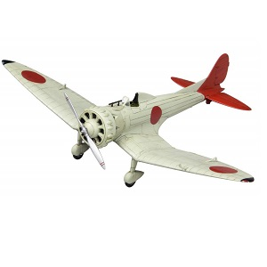 帝国海軍 九試単座戦闘機 改修型 プラモデル FP33