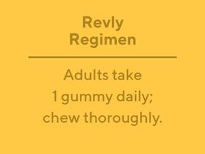 1 gummy daily